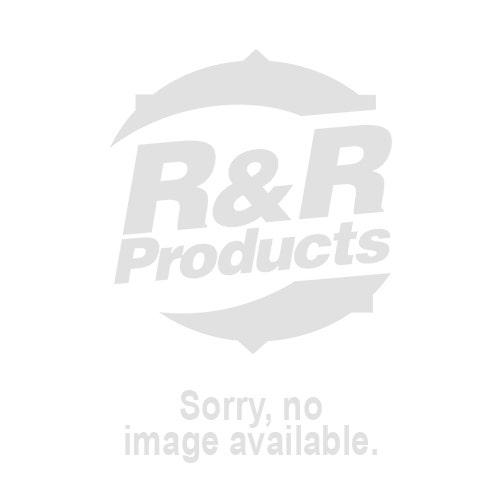 1/2 x 48 SCH80 PVC Nipple (Toe)